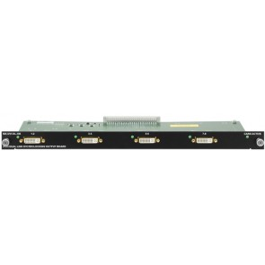 Carte de sortie Lightware 4 canaux DVI Dual Link