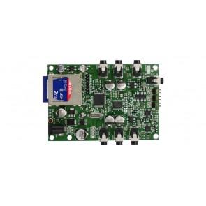 NanoPlayer Casque Lecteur MP3/Wav OEM 6 sorties casque WS-SON0379 ID-AL
