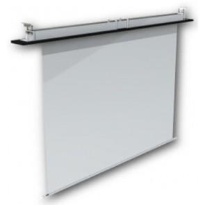 Ecran motorisé Orion Faux-Plafond PRO blanc Oray 375x500 OF1B1375500