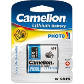 Pile Camelion Photo Lithium 6V/CR2-P2