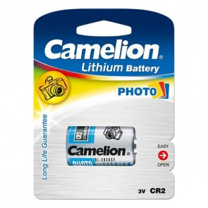 Pile Camelion Photo Lithium 3V/CR2