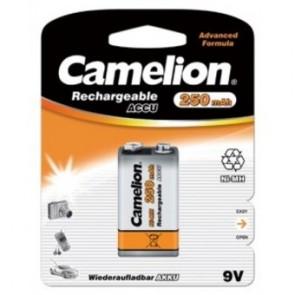Accu Camelion  Rechargeable NiMh 9 Volt Block/250mAh