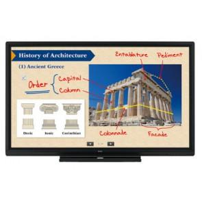 Ecran LCD interactif 80 pouces PN-80SC5 Sharp