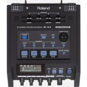 Enregistreur portable 4 canaux audio Roland R-44E