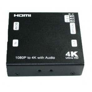 Scaler HDMI 1080P 4Kx2K avec audio