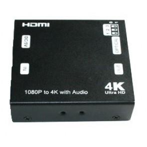 Scaler HDMI 1080P 4Kx2K avec audio