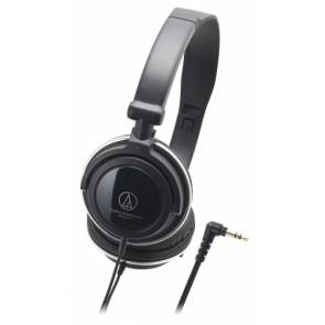 Casque audio-technica ATH-SJ11BK Noir