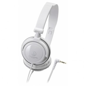 Casque audio-technica ATH-SJ11WPK Blanc