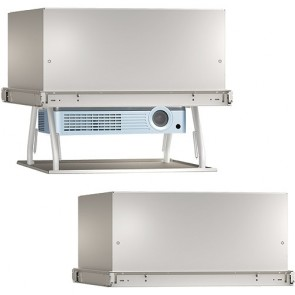 Support de projecteur motorisé SMART-LIFT - extension 216 mm Chief SL220