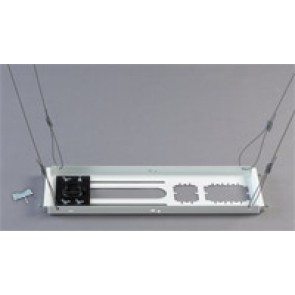 Kit de fixation plafond suspendu poids léger CHIEF CMS440