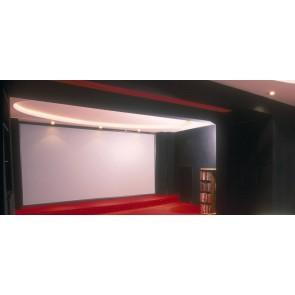 Ecran sur cadre Oray Video blanc 180x240cm