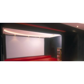 Ecran sur cadre Oray Video blanc 225x300cm