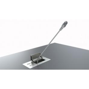 Microphone retractable de salle de réunion SOLTEC SRETMIC