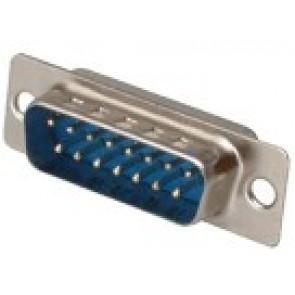 Connecteur à souder SubD 15