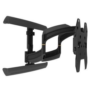 Support Bras double pour 26-52p, extension 457 mm, noir Chief TS318TU