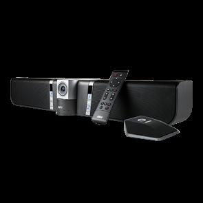 Caméra de conférence Aver 4K USB soundbar avec hauts parleurs - Noir - VB342 - 61U8D00000AD