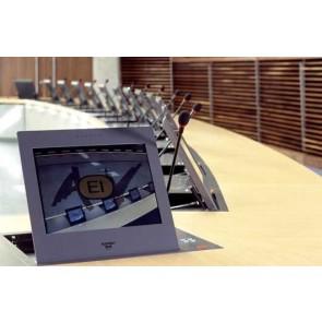 """Ecran LCD 15"""" motorisé VERSIS150 avec clavier et souris"""
