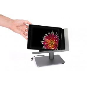 Viveroo free flex vissé iPad Air et iPad Pro 10.5 Acier, Noir