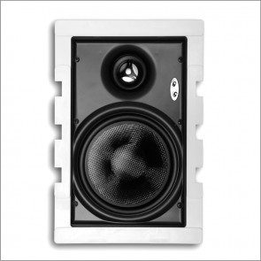 Paire d'enceintes murale Platinium 8'' 2 voies + FL - 345*233mm CURRENT AUDIO WS804FL