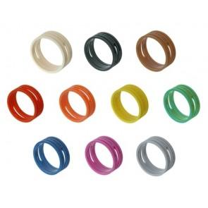 Embase jack série D, corp noir contacts or NEUTRIK NJ3FP6C-B