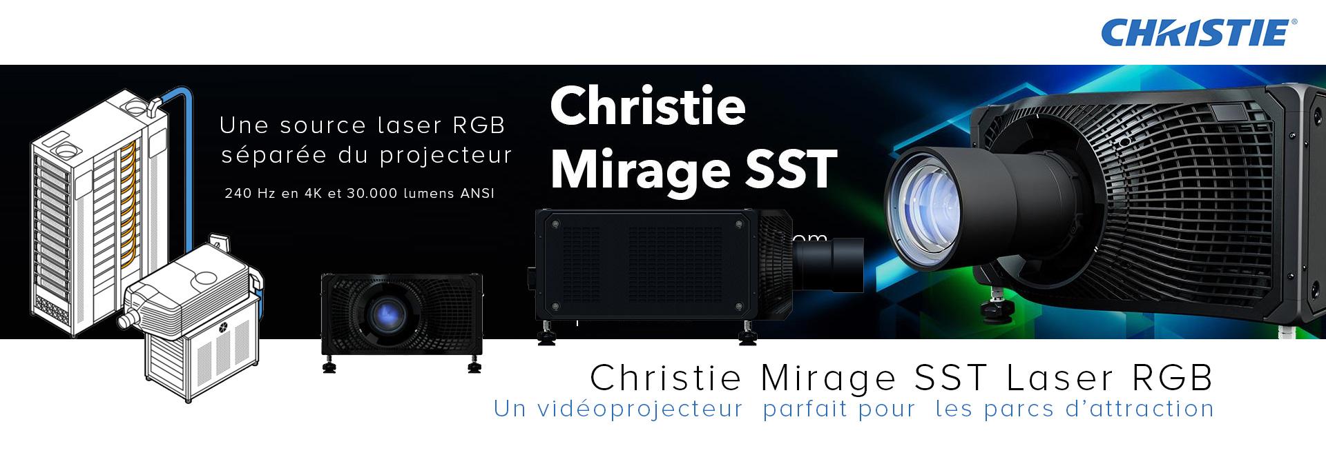 Christie Mirage
