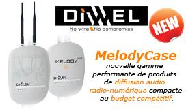 DIWEL MelodyCase