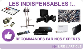 Les recommandations de nos experts