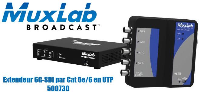Muxlab 500730