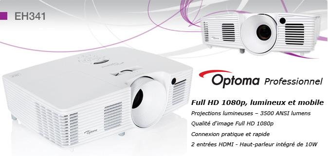Optoma EH431