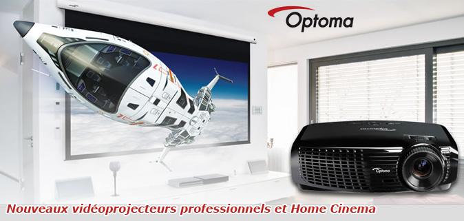 Vidéoprojecteurs Optoma