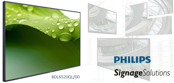 PHILIPS BDL6520QL