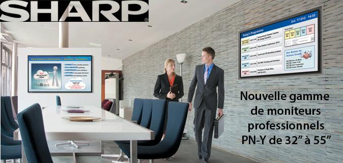 Sharp PN-Y